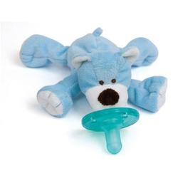 Wubbanub WN32429 - Blue Bear Pacifier