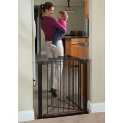 KidCo G1101, Auto Close Gateway - Black