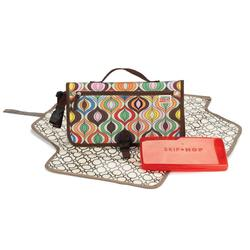 Skip Hop 202200 Pronto Jonathan Adler Diaper Bag - Wave Multi