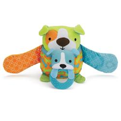 Skip Hop 307515 Hug & Hide Stroller Toy - Dog