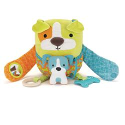 Skip Hop 307514 Hug & Hide Activity Toy - Dog