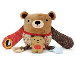 Skip Hop 307524 Hug & Hide Activity Toy - Bear