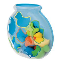 Skip Hop 235504 Sort & Spin Fishbowl Shape Sorter