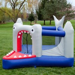 Bazoongi Kids BH-SHK, Shark Bounce House