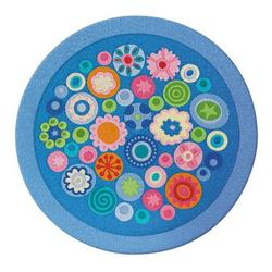 Haba 2677 Lucky Flowers Rug