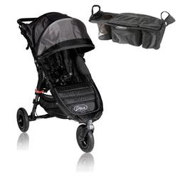 Baby Jogger BJ15210 City Mini GT Single With Parent Console - Black/Shadow