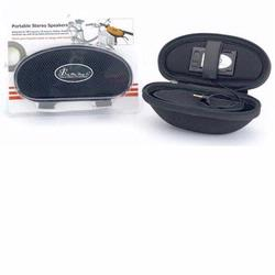 Baby Bling BBDC1009B iPod Speakers, Black