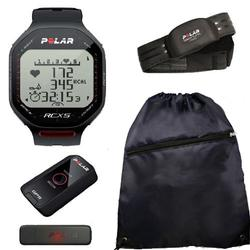 Polar 90038888, RCX5 G5 - MULTI in Black With Cinch Bag