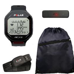 Polar 90038881, RCX5 - Basic in Black With Cinch Bag