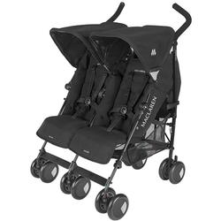Maclaren WDN13012, Twin Techno - Black