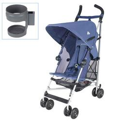 Maclaren WDN11032, Globetrotter Stroller with Cup holder - Crown Blue