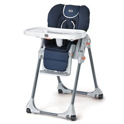 Chicco 04063803460 Polly Double Pad High Chair, Pegaso