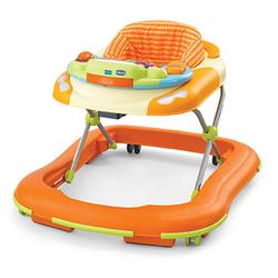 Chicco 04079093650, Dance Walker - Happy Orange