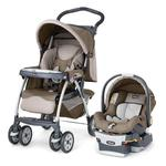 Chicco 06079045930 Cortina Keyfit Travel System - Chevron