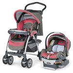 Chicco 07060796670 Cortina Keyfit 30 Travel System - Foxy