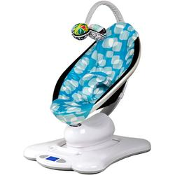 4moms MamaRoo 005001301 Rocker Bouncer - Plush Blue