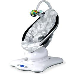 4moms MamaRoo 005001501 Rocker Bouncer - Plush Silver
