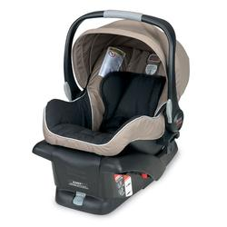 Britax E9LE53F - B-Safe Infant Car Seat in Sandstone