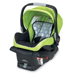 Britax E9LE53G - B-Safe Infant Car Seat in Kiwi