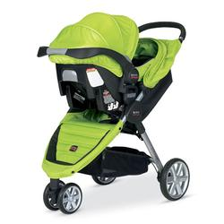 Britax S874400 - B-Agile and B-Safe Travel System, Kiwi