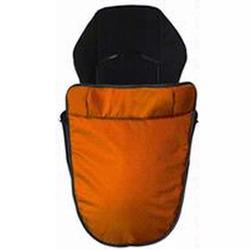 Micralite Toro Foot Muff, Orange