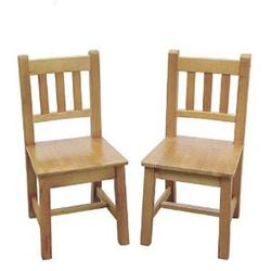 Guidecraft G86403 Mission Extra Chairs (Set of 2)