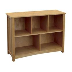 Guidecraft G86406 Mission Bookshelf