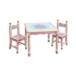 Guidecraft G86302 Princess Table and Chairs
