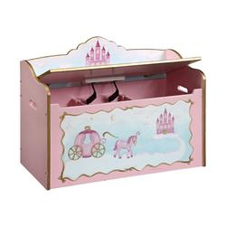 Guidecraft G86304, Princess Toy Box