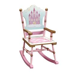 Guidecraft G86308 Princess Rocking Chair