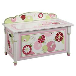 Guidecraft G86104, Sweetie Pie Toy Box