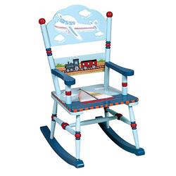 Guidecraft G85301 Transportation Rocking Chair