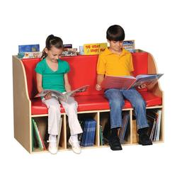 Guidecraft G6436 Sit and Store Reading Center