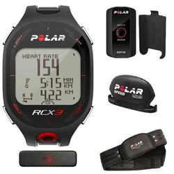 Polar 90042164, RCX3M GPS - Black