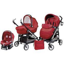 Peg Perego Switch Four Modular System - Geranium