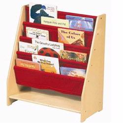 Guidecraft 6427 Single Canvas Book Display