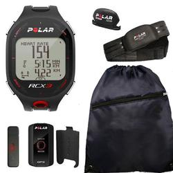 Polar 90042164, RCX3M GPS in Black with Cinch Bag