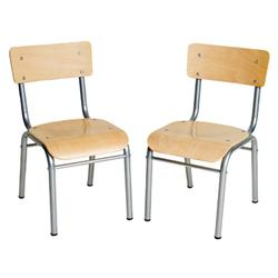 Guidecraft G6473 MEDIA CHAIRS: SET OF 2