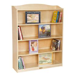 Guidecraft G6476 Five Shelf Bookshelf