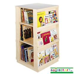 Guidecraft G97012, 4-Sided Library