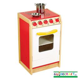 Guidecraft G97262, Color-Bright Kitchen Stove