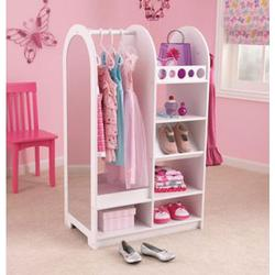 KidKraft 12511, Let's Play Dress Up Unit