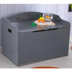 KidKraft 14962, Austin Toy Box - Gray