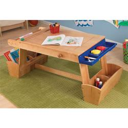 KidKraft 26954, Art Table with Drying Rack & Storage