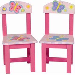 Guidecraft 83363 Butterfly Extra Chairs