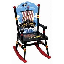 Guidecraft 83408 Pirate Rocking Chair