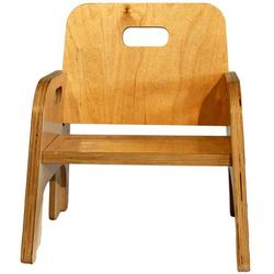 Anatex SSC0593, 8 inch Wooden Stacking Chairs