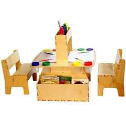 Anatex ARD0597 Double All in One Art Table