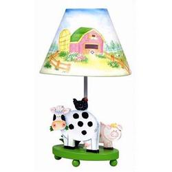 Guidecraft 83567 Little Farmhouse Table Lamp
