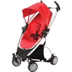 Quinny CV217RLR Zapp Xtra Folding Seat Stroller - Rebel Red